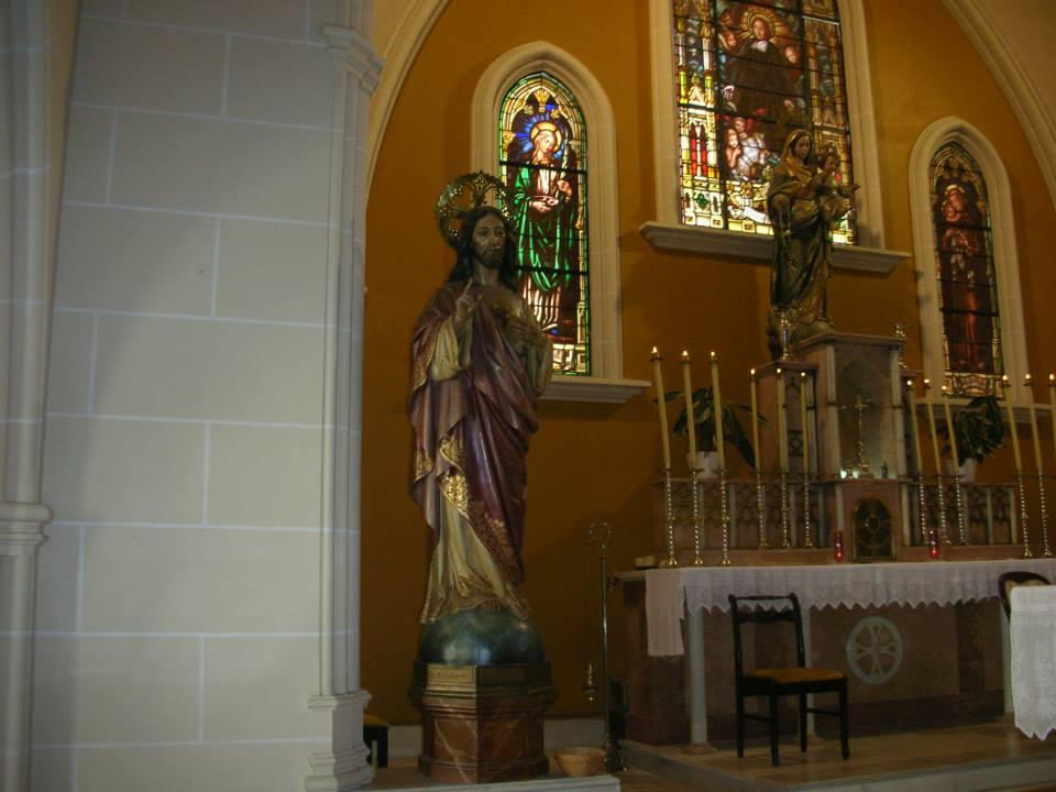 Capilla Viña- Sagrado Corazón de Jesús