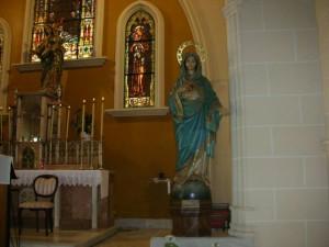 Capilla Viña - Sagrado Corazón de María
