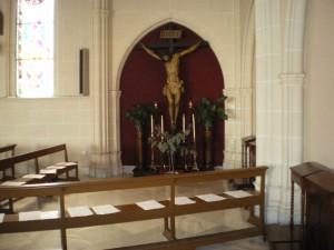 Capilla Viña- Cristo de la Buena Muerte