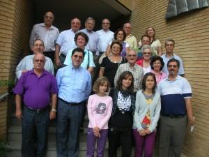 Visita Pastoral del Consejero Hno. Alberto Gómez