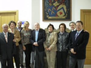 """Hermanos, asociados y Signum Fidei """"La Salle- Jerez"""""""