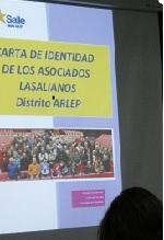 Carta de identidad de los Asociados ARLEP